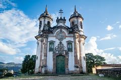 Igreja So Francisco de Assis (augustosakai) Tags: minasgerais brasil mg igreja ouropreto barroco aleijadinho sofranciscodeassis