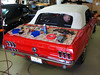 Ford Mustang I 2. Serie 1967/1968 Montage