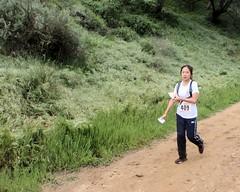 025 Canyon Road (saschmitz_earthlink_net) Tags: california orienteering 2016 losangelescounty rowlandheights schabarumregionalpark laoc losangelesorienteeringclub