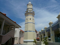 Masjid Melayu Lebuh Aceh(Acheen Street Mosque)2008 (gang_m) Tags: malaysia penang   pulaupinang  malaysia2008