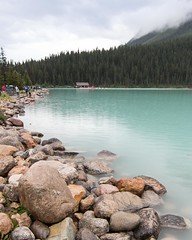 Lake Louise (Que Photo?) Tags: ca canada rockies vacances alberta lakelouise improvementdistrictno9 banffpn viatgecanada