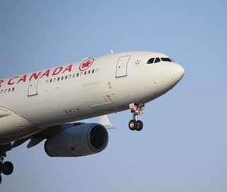 C-GFAJ Airbus A330-300 Air Canada