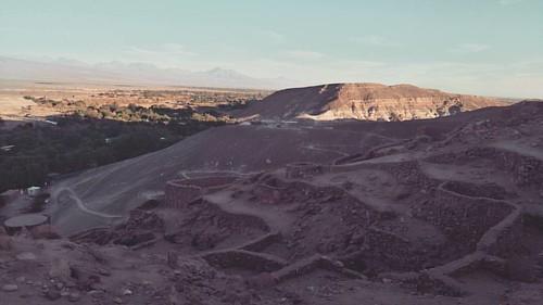 Pucara de Quitor #landscape #desierto #sanpedrodeatacama  #chile