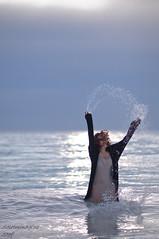 Viola (SoloImmagine) Tags: sea water splashing