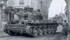 Cromwell mk. VII A27M with 75mm cannon (Net-Maquettes) Tags: cromwell