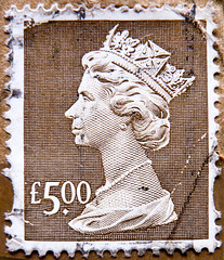 great stamp Great Britain  5 (April 21st 1926 Queen Elizabeth) UK  United Kingdom  Machin postage stamps poste-timbres Grande-Bretagne sellos Gran Bretagna Gran Bretaa selos GB England Briefmarken Grossbritannien porto franco francobolli postzegel (stampolina) Tags: uk greatbritain portrait england brown postes unitedkingdom stamps retrato queen porto braun portret postage postzegel franco granbretagna qeii  queenelizabeth  sellos grossbritannien machin  briefmarken  markas selos timbres portr granbretaa francobolli znaczki frimerker frimaerke pullar  postetimbres antspaudai znamk