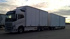 Finland Trucks (engels_frank) Tags: ferry suomi finland volvo finnland renault camion trucks fhre scania naantali lastwagen aland lkw vak finnlines land rekka gigaliner strm savikko eurocombi