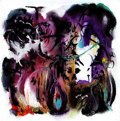 Teatro I (Tiziana Nido fine Artist) Tags: teatro arte tori astratto colori larva corsa gioco confusione protezione