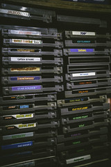 (Duke of Gnarlington) Tags: zeiss 35mm gold video kodak belmont sony 14 nintendo games nostalgia 400 nes cartidge a7ii sanzaru vsco