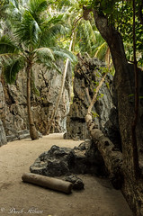 20150223-IMGP5096.jpg (derkderkall) Tags: ocean beach paradise philippines palmtrees tropical whitesand karst elnido islandhopping palawan