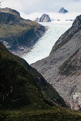 Fox Glacier - 04 (coopertje) Tags: newzealand glacier foxglacier southisland nieuwzeeland gletsjer