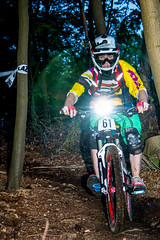 IMG_0065 (Pinnacle Pictures) Tags: orange sports night trek scott lights cycling felt racing downhill biking mtb specialized endure lumens mondraker simano qecountrypark rockshoxs