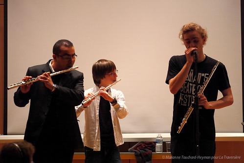 Atelier BeatBox avec Alexis Sorba