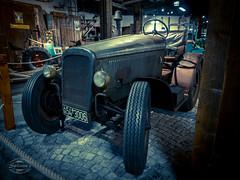 Vintage Farm Technology (spline_splinson) Tags: tractor de deutschland rust traktor transportation antiquetractor oldtechnology hanomag oldtractor badenwrttemberg vintagefarmequipment uhldingenmhlhofen hanomagdiesel