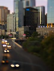 Melbourne Bokeh (Jamie Frith) Tags: street city lensbaby nikon bokeh australia melbourne victoria d800 edge80