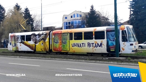 Info Media Group - Nova Vita, BUS Outdoor Advertising, Sarajevo 03-2016 (1)
