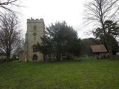 The Parish Church of Saint Leonard Watlington (John Steedman) Tags: uk greatbritain england church unitedkingdom oxfordshire oxon grossbritannien    grandebretagne watlington saintleonard