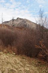 visszatekints / looking back (debreczeniemoke) Tags: mountains landscape spring hiking hegy transylvania transilvania tavasz mountaintop tjkp erdly tra hegycscs szekatura gutinhegysg muniiguti sectura muniigutin olympusem5