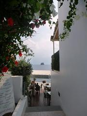 View from Stromboli (*tulla*) Tags: walking holidays july volcanoes exodus stromboli 2015