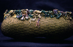Gini Williams (Piedmont Craftsmen : A Fine Craft Guild) Tags: jewelry handwoven seedbeads giniwilliams