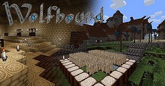 Wolfhound Resource Pack 1.9.2/1.9/1.8.9 (MinhStyle) Tags: game video games gaming online minecraft