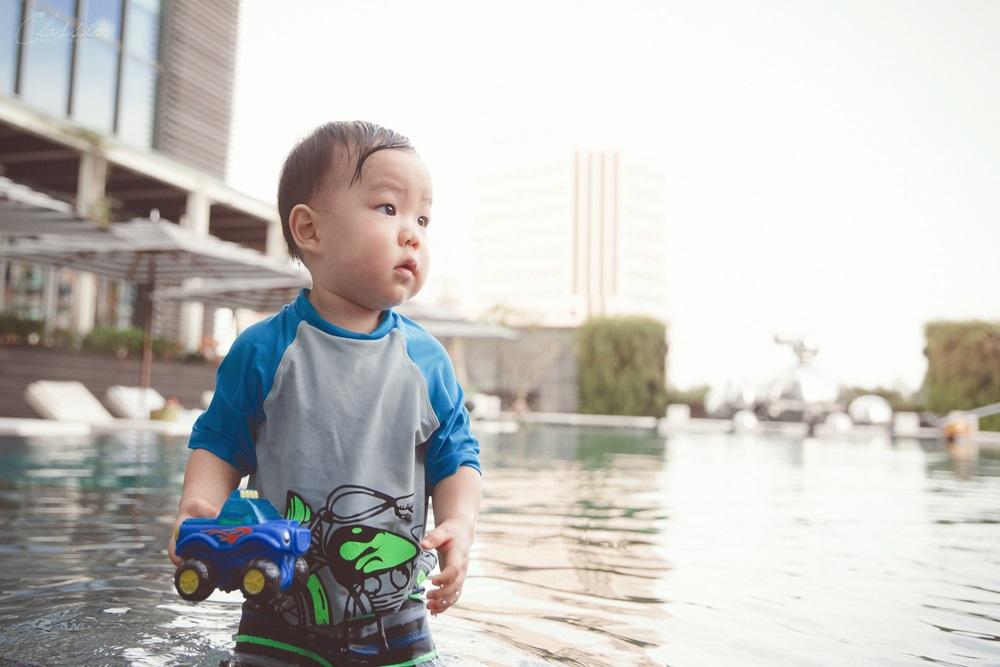台北W飯店 W Hotels Taipei 兒童游泳池