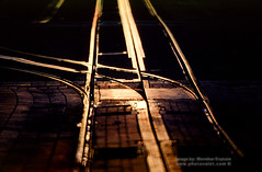 Cable Car Tracks in the Glow of the Afternoon Sun (Vern Krutein) Tags: california usa rail muni transportation cablecars sanfranciscomunicipalrailway vrcv01p0508