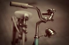 BLUE BIKE (bert  bakker) Tags: bike fiets