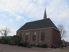 Drachten Dorpskerk (Arthur-A) Tags: church netherlands nederland kirche kerk eglise friesland protestant fryslan drachten