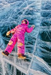 Stephen M. Fochuk Dettah Ice Road (Stephen M. Fochuk) Tags: winter ice nwt northwestterritories yellowknife greatslavelake fractures nikond4 dettahiceroad