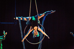 Tangle performs RetroAct. Photo by Michael Ermilio.