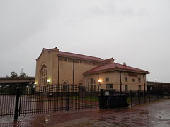 The Rock Island Train Depot (jimmywayne) Tags: railroad oklahoma train historic depot chickasha gradycounty
