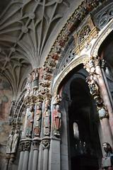 Ourense Portico do Paraiso (alvaroalvarezmartinez) Tags: do catedral galicia paraiso portico ourense orense