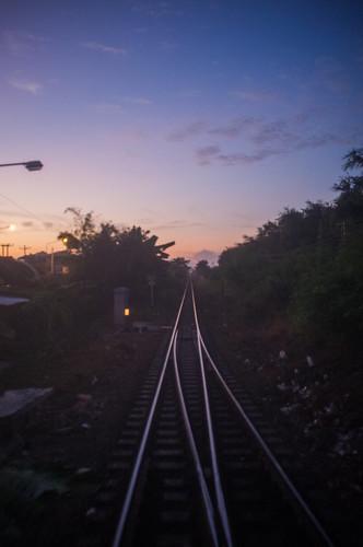 Hua Hin's Sunrise