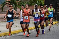 Maratn CAF 2016 (fe_photograpy) Tags: costa colombia marathon venezuela flag rica bandera deporte runners aire kenia caf libre corredor chacao correr maratn corredores 42k
