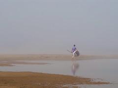 Mist (iencinasg) Tags: light mist paddlesurf deltadelebro