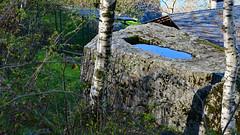 San Giorgio (748 m) (Giorsch) Tags: italien italy alps landscape italia camino outdoor hiking mountainbike tunnel biking alpen landschaft alpi montagna lombardia wandern galleria sangiorgio schiene wanderweg binari gleis deich diga talsperre valchiavenna staudamm lombardei tracciolino decauville provinciadisondrio novatemezzola lagodimezzola caminare campomezzola valledeiratti moledana fahrradstrecke langbeardnaland digadimoledana