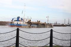 IMG_3205 (RichardAsh1981) Tags: dredger manchestershipcanal deogloria