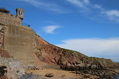 2016 - 26.4.16 Crail (26) (marie137) Tags: road new bridge sea sky beach dogs animals st landscape boats town sand crossing village harbour forth queensferry crail monans geman