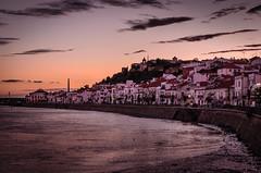 Sunset under the city 502 (_Rjc9666_) Tags: sunset portugal colors arquitectura places setbal pt riverbank alentejo urbanphotography alccerdosal 502 1413 riversado alcaerdosal nikkor35mm18 nikond5100 ruijorge9666