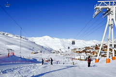 Roc beginners area (A. Wee) Tags: france alps roc skiresort area valthorens beginner learner  troisvalles  les3valles