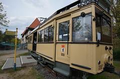 Old streetcar - Alte Straenbahn (steffenz) Tags: germany deutschland lenstagged sony 12mm brandenburg walimex 2016 nex samyang steffenzahn nex6 samyang12mm walimex12mm walimexpro12mm120ncscse
