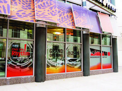 Grand Opening Window Graphics (pipprinting354) Tags: signs window promotion advertising marketing colorado denver printing pip customized