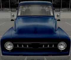 Custom Pickup truck Fantasia 010516 #pickuptruck #customcar  #auto show (Badger 23 / jezevec) Tags: auto cars car square automobile voiture coche squareformat carro     automvel motorvehicle otomobil  instaart  autombil iphoneography automobili instagram instagramapp uploaded:by=instagram instacars