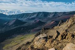 Haleakala Maui (adlin) Tags: mountain color island volcano hawaii high amazing paradise earth altitude maui burnt haleakala crater rugged ineedtogoback