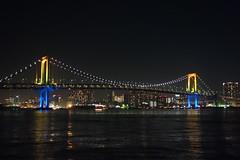 Rainbow bridge (tomogon) Tags: tokyonightcruise yakatabune sonycybershotdscrx100