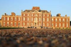 Wimple Hall (aaron19882010) Tags: home canon hall sunny gravel stately wimpole 750d