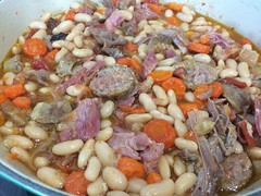 Cassoulet in progress (htomren) Tags: food cassoulet phonepics
