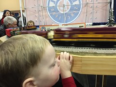 "Paul Watches the Trains • <a style=""font-size:0.8em;"" href=""http://www.flickr.com/photos/109120354@N07/24198055053/"" target=""_blank"">View on Flickr</a>"