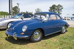 Porsche 356 Coupe (Thumpr455) Tags: auto blue car race georgia nikon automobile german porsche april autoracing coupe sportscar d800 356 aircooled mitty roadatlanta 2015 braselton flatfour worldcars afnikkor3570mmf28d historicsportscar